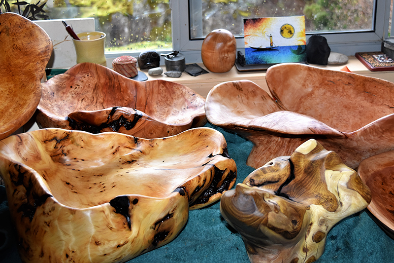 From Start To Finish: Arbutus Bowl